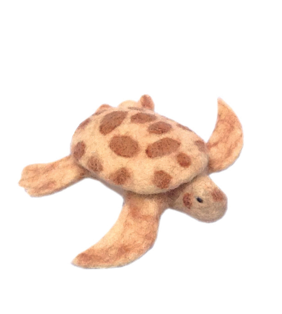 Eco Turtle Caspian Mini 4 Made From Felted Natural